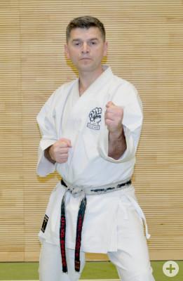 Karate Trainer Zeljko Topalovic 4 Dan